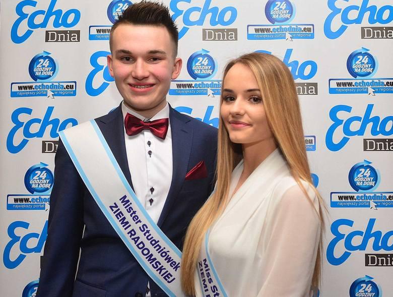 Wybory Miss i Mistera Studniówek 2018 w regionie radomskim.