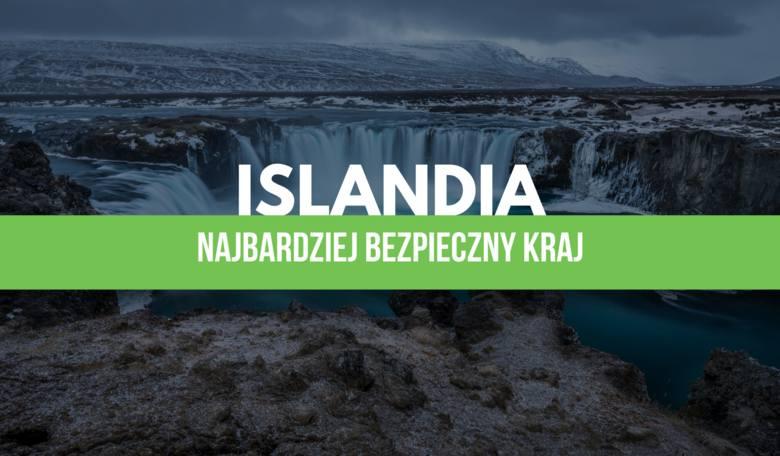 Islandia, tak samo jak inne kraje północnej Europy, są postrzegane jako bezpieczne. Wyprawa na Islandię nie powinna się skończyć przykrą niespodzian