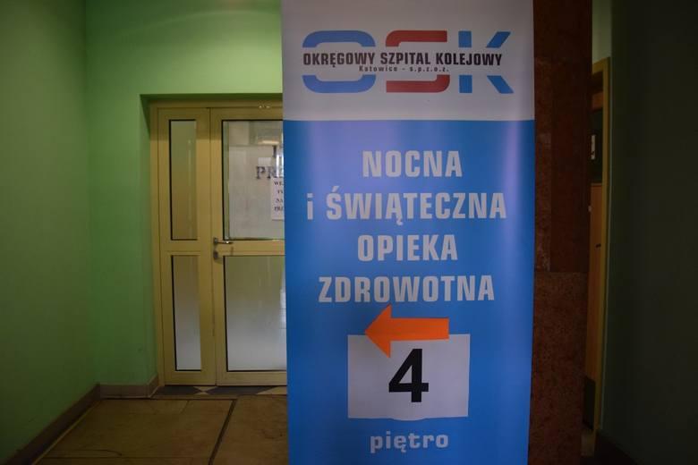 W SOR w Szpitalu św. Barbary w Sosnowcu z reguły jest tłoczno. Podobnie jest w Chorzowie i Katowicach. Jak wygląda nocna i świąteczna opieka zdrowotna w innych szpitalach i przychodniach