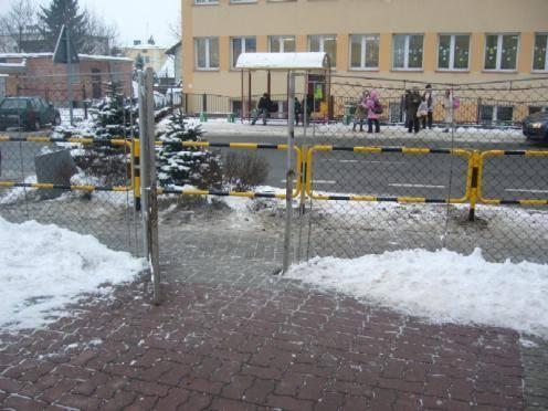 Pomogliśmy zadbać o bezpieczeństwo uczniów ze szkoły przy Beskidzkiej w Rzeszowie