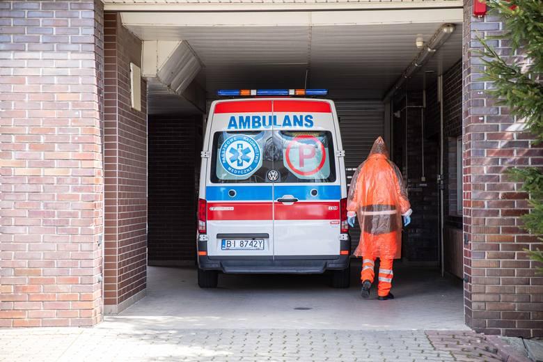 W regionie działają już dwa szpitale jednoimienne. Wyłącznie dla pacjentów z koronawirusem (ZDJĘCIA)