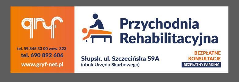 Jeśli rehabilitacja, to tylko z Gryfem!