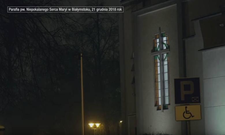 Białystok. Ksiądz-pedofil prowadził rekolekcje z dziećmi w parafii NSM? Policja prowadzi czynności sprawdzające