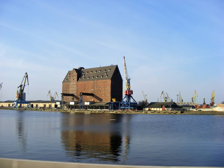 Tak dziś wygląda port w Kaliningradzie