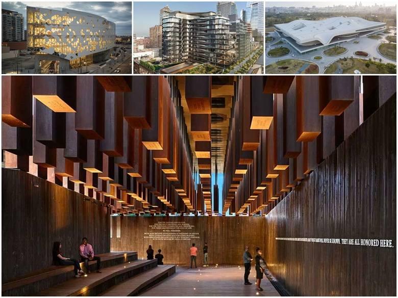 Wrocławscy architekci z pracowni AP Szczepaniak wybrali najpiękniejsze budynki, jakie powstały na świecie w 2018 roku. To ich ranking. Zobacz, jakie