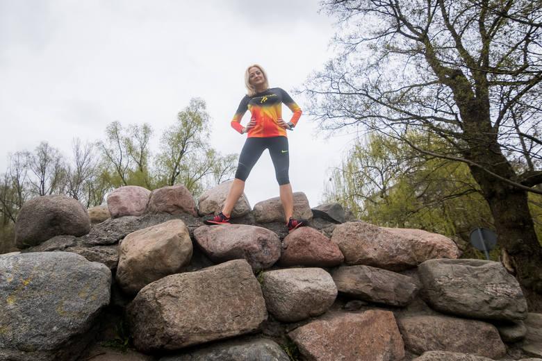 Triatlonistka, blogerka, nauczycielka. Aleksandra Tatulińska z Bydgoszczy, czyli prawdziwa kobieta z żelaza