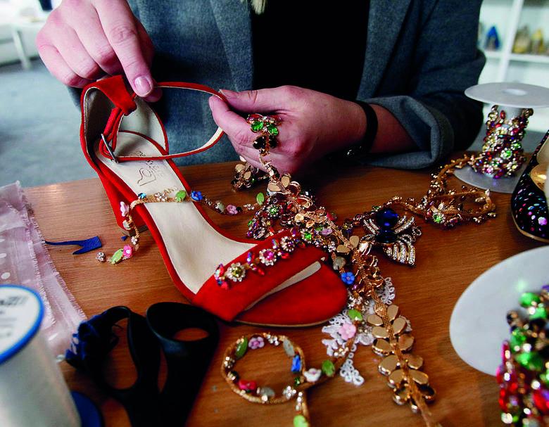 W Pabianicach szyje się buty dla gwiazd Eurowizji