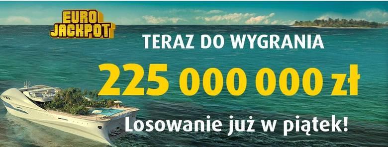 Eurojackpot wyniki 17.01.2020. Eurojackpot losowanie 17 stycznia 2020 wielka kumulacja. Do wygrania 225 mln zł [Eurojackpot numery, liczby]