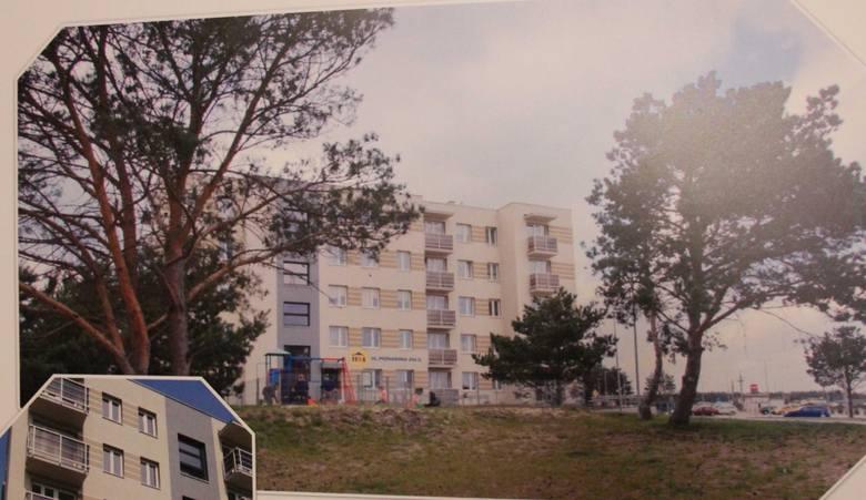 Wyróżnienie w tej samej kategorii, kierowana przez wiceprezydenta Zbigniewa Rasielewskiego komisja konkursowa przyznała budynkom TBS-u zbudowanym na