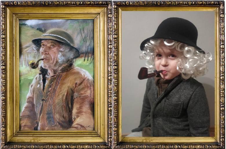 Nietypowa wystawa żywych obrazów w Częstochowie! Takie rzeczy w Przedszkolu nr 16