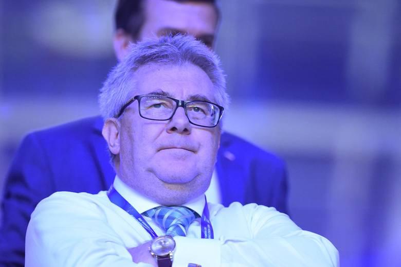 Ryszard Czarnecki chciałby uzyskać reelekcję