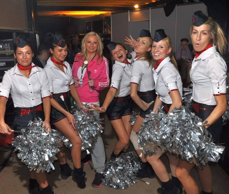 Mażoretki z Ozimka w finale tanecznego show Polsatu.