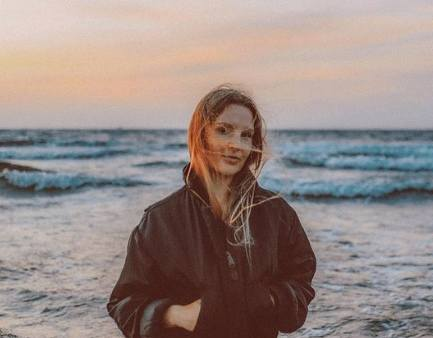 Marta Kacprzak w Sztutowie - mam tu morze, las, rodzina jest blisko.