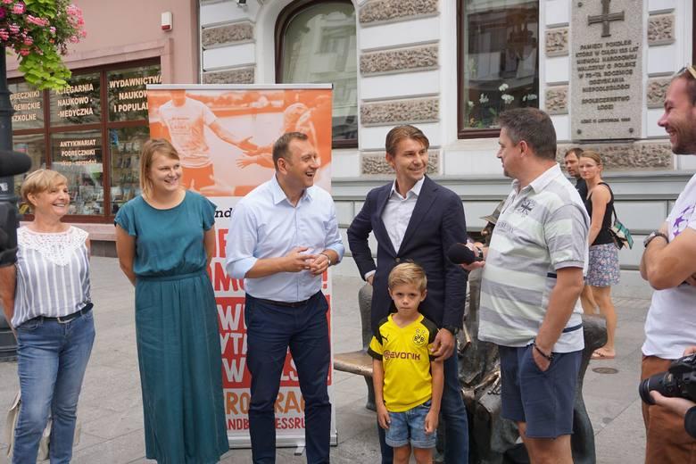 Euzebiusz Smolarek pobiegnie w Business Run już 8 września
