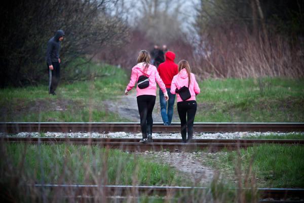 14-latka zginęła na torach bocznicy kolejowej
