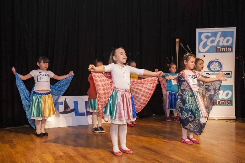 chroberz grupa taneczna talent pińczowski