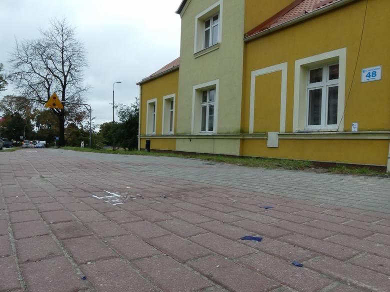 Miejsce zbrodni w Kwidzynie