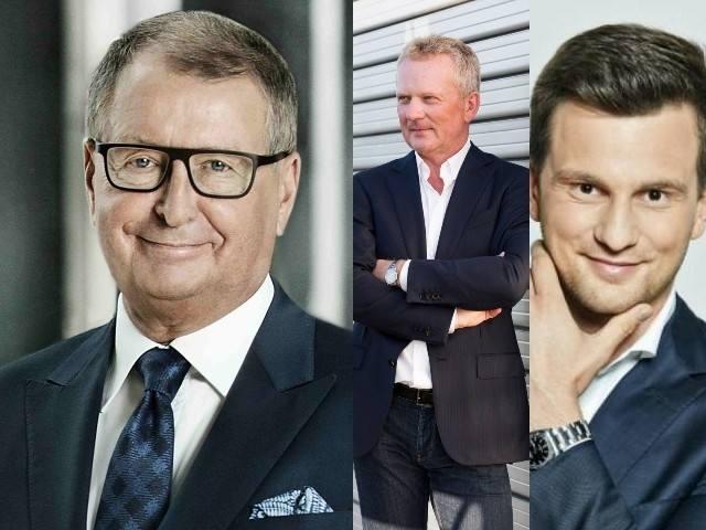 RANKING FORBESA 2019: Najbogatsi ludzie w województwie śląskimPrestiżowy magazyn Forbes opublikował ranking najbogatszych Polaków 2019. Po 12 latach