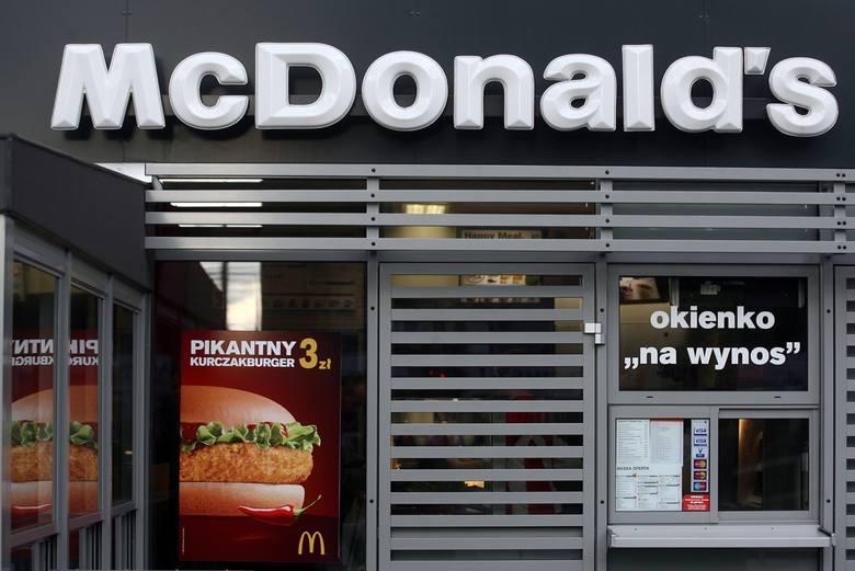 Godz. 15:40 McDonald's na al. Włókniarzy! Kolejka na wiele aut. ZDJĘCIA