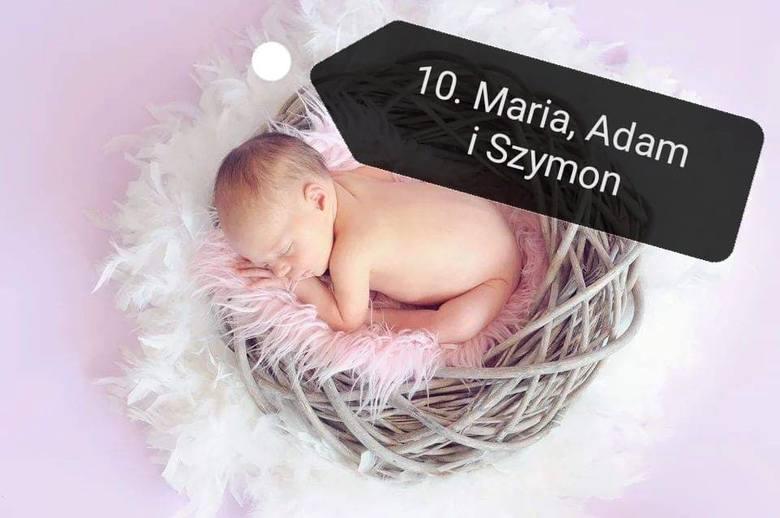 Najpopularniejsze imiona dzieci w Inowrocławiu w 2019 roku [TOP 10]
