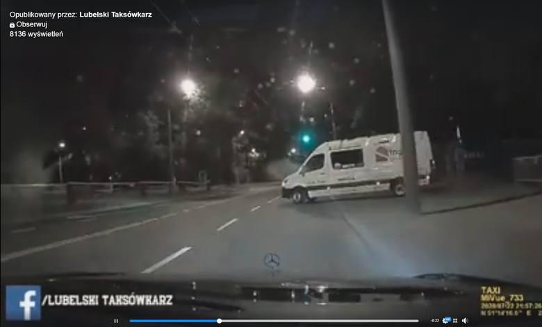 Viktor Trofimov z Motoru Lublin spowodował niebezpieczną sytuację na drodze