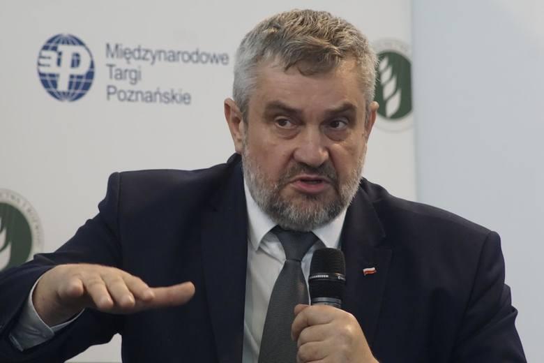 Jan Krzysztof Ardanowski był w poniedziałek gościem popołudniowej rozmowy w radiu RMF FM. Tematem rozmowy była m. in. ciężka sytuacja w rolnictwie.