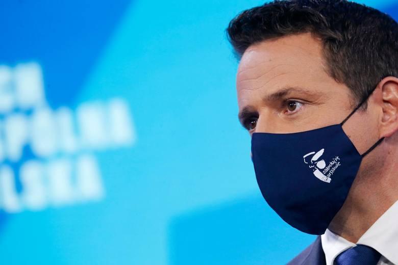 - Cała odpowiedzialność za rozlewanie się epidemii spoczywa na rządzie PiSu- uważa prezydent stolicy.