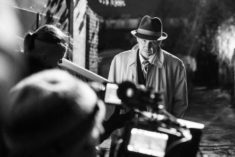 """Zdjęcia do """"Miasta"""", najnowszego filmu bydgoskiego filmowca Marcina Sautera, trwają w Bydgoszczy już od jakiegoś czasu. Były realizowane"""