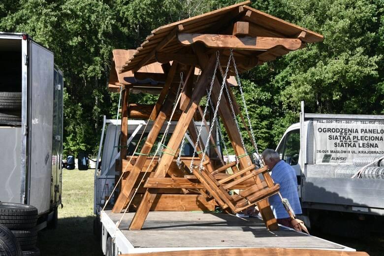 W niedzielę, 20 czerwca, na giełdzie w Miedzianej Górze można było kupić wiele ciekawych rzeczy. Wielkim zainteresowaniem nadal cieszył się sprzęt do