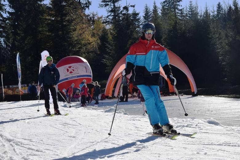Sezon narciarski w Szczyrku rozpoczęty na Beskid Sport Arenie