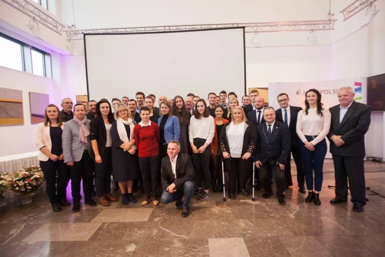 Małopolscy sportowcy i trenerzy wyróżnieni za sukcesy w 2016 roku