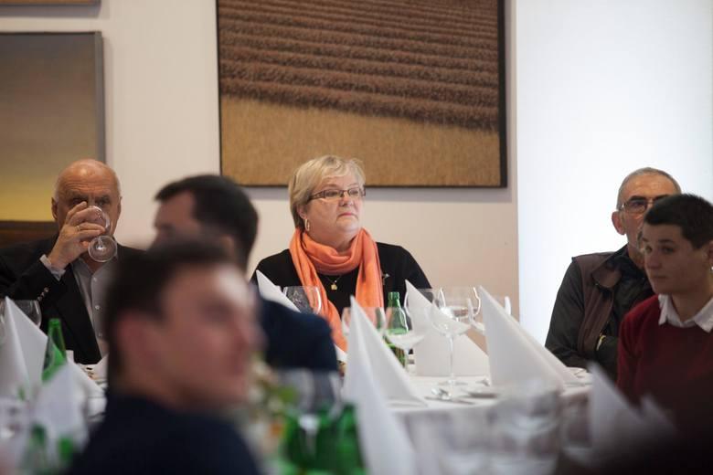 27.11.2017 krakowrozdanie nagrod laur sportun/z uczestnicy imprezy i  osoby ngrodzonefot. joanna urbaniecgazeta krakowska
