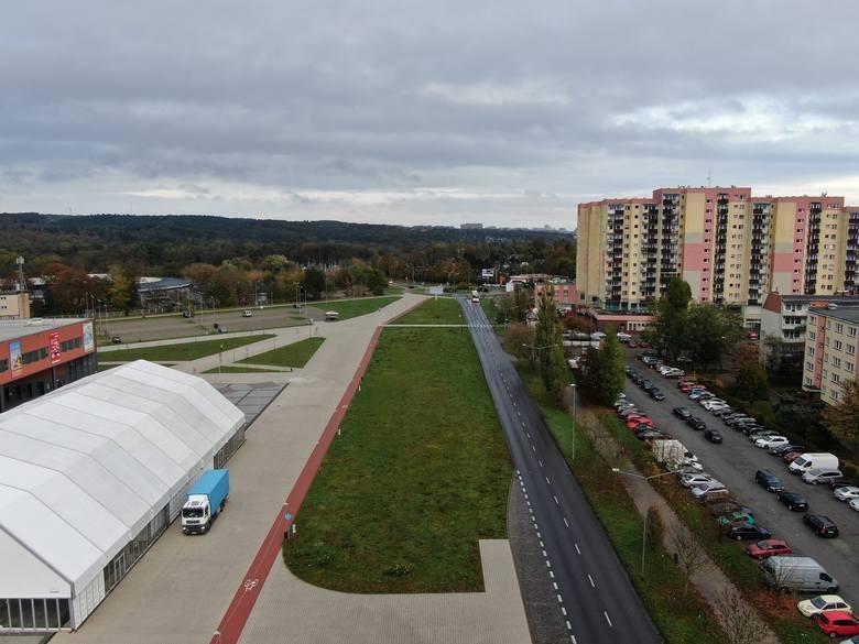 Rusza przebudowa ulicy Szafera w Szczecinie. Szczegóły dotyczące zmian w organizacji ruchu i komunikacji miejskiej