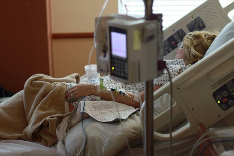 Niekonwencjonalne metody leczenia często mogą skończyć się pobytem na intensywnej terapii w konwencjonalnym szpitalu