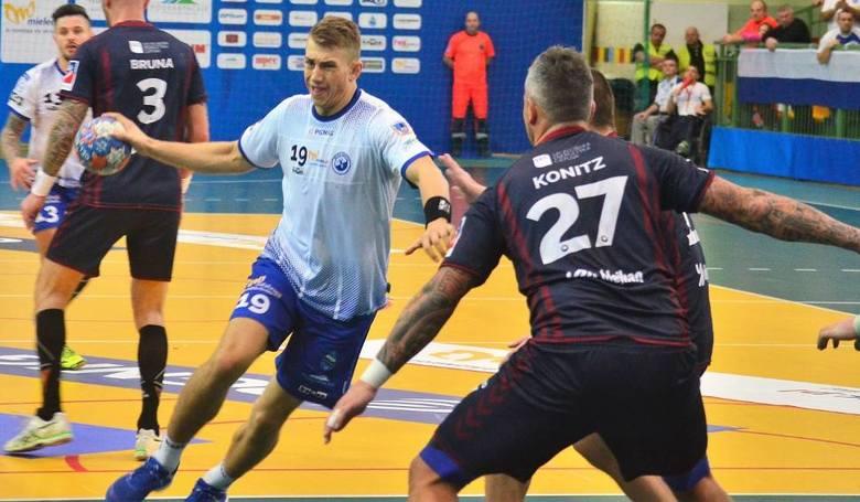Wiktor Kawka z SPR Stali Mielec czeka na debiut w reprezentacji Polski. Czy zagra dziś z Bahrajnem
