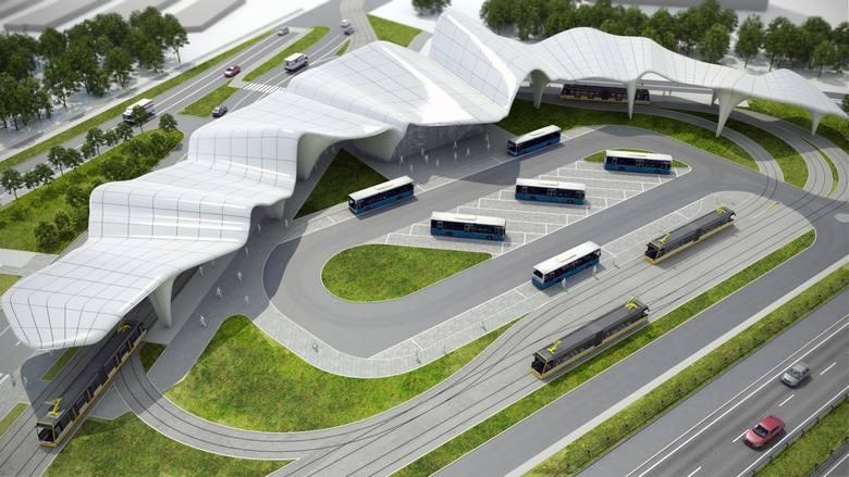 <strong>Węzeł Zawodzie</strong> <br /> <br /> Jego budowa ma kosztować około 82,6 mln zł i zakończyć się w 2018 roku. Węzeł powstanie w rejonie pętli tramwajowej w Zawodziu i węzła drogowego ulic 1 Maja i Bagiennej. <br /> <br /> Centrum przesiadkowe ma służyć integracji komunikacji autobusowej,...