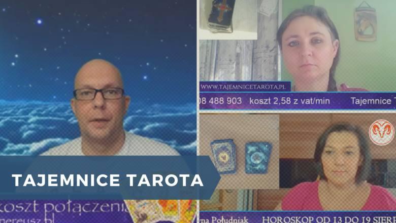 Tajemnice Tarota to kanał kooperacyjny – swoje pięć minut ma wróżka Ewa, Katarzyna i wróż Nereusz. Trio przedstawia wróżby z kart tarota i run. Za 2,58