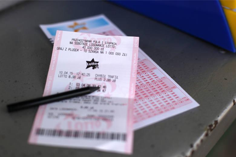 Wyniki Lotto 6.04.2021 r. Duży Lotek, Lotto Plus, Multi Multi, Kaskada, Mini Lotto, Super Szansa, Ekstra Pensja i Premia