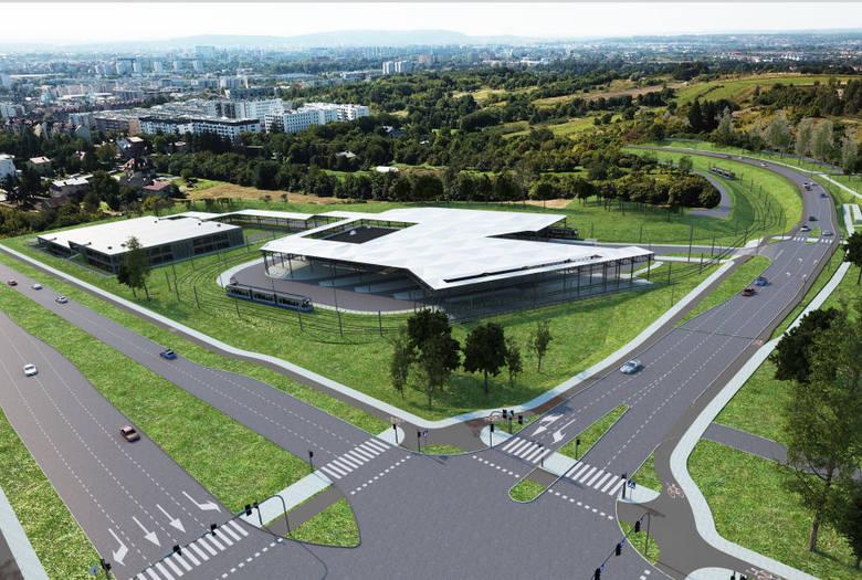 W ramach budowy linii z Krowodrzy Górki do Górki Narodowej  zostaną wybudowane trzy parkingi park&ride:- Górka Narodowa;- Krowodrza Górka;- Pachońskiego.Naziemne