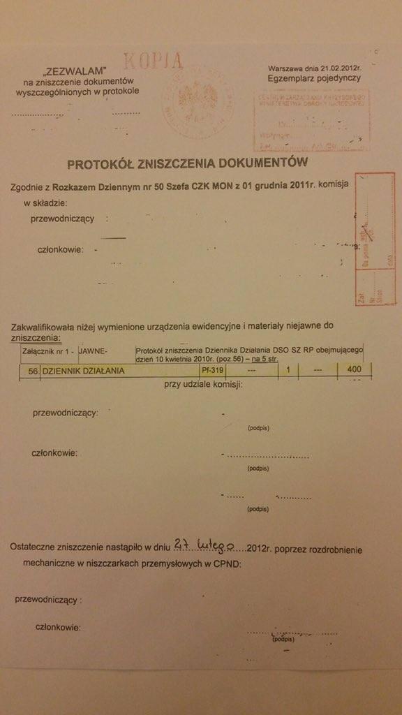 Serial Smoleńsk 2010. Sezon pierwszy [komentarz Wojciecha Potockiego]