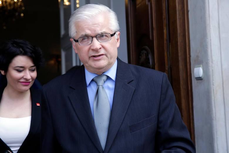 Miejsce 10. Włodzimierz Cimoszewicz Były premier, a obecnie kandydat Koalicji Europejskiej w Warszawie otrzymał 217 063 głosów.