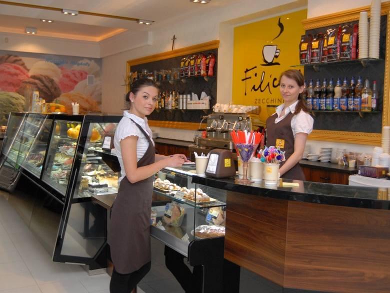 Nowa restauracja pod marką Niebieskie Migdały tym razem oferuje mieszkańcom Rzeszowa także dania obiadowe. Fot. Krystyna Baranowska