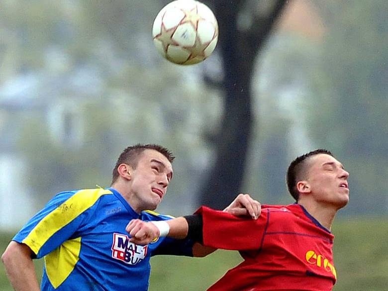 Wyniki meczów piłki nożnej od II do IV ligi (7 maja)