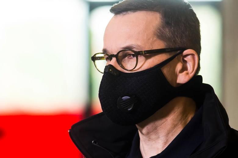 Mateusz Morawiecki ogłosił nowe zasady dotyczące obostrzeń w związku z pandemią koronawirusa