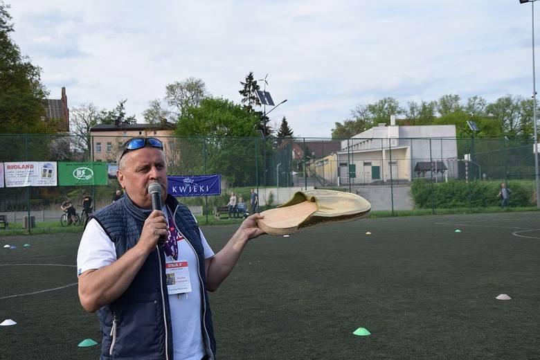 Mistrzostwa Świata w Rzucie Laczkiem w Czersku. Zwyciężył Mateusz Narloch [zdjęcia]