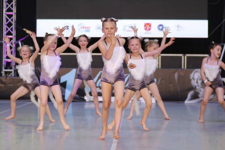 Tancerki z Akademii Tańca Ramada.