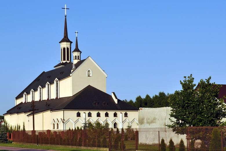 Kościół pw. Trójcy Przenajświetszej w Mielcu