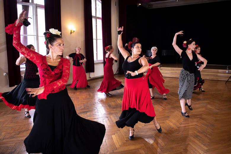 Warsztaty Flamenco z Magdalena Faszczą