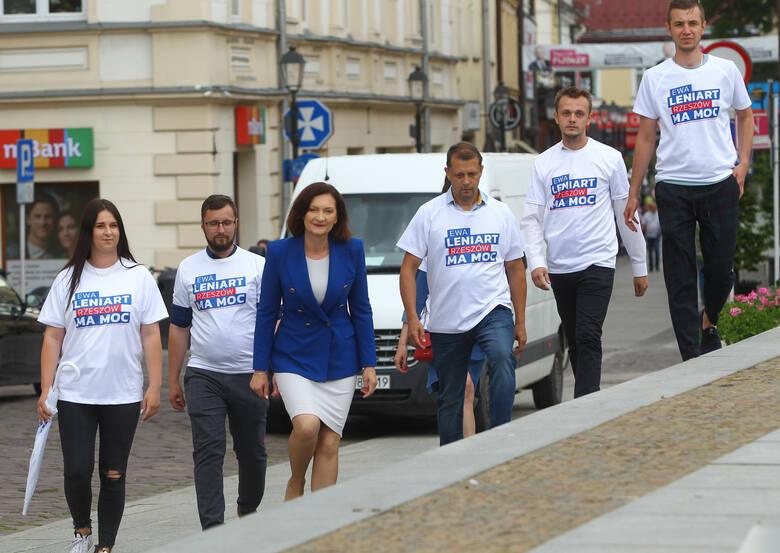 Zdaniem kandydatki na urząd prezydenta Rzeszowa ostatnie dni kampanii są najważniejsze przed zbliżającymi wyborami.