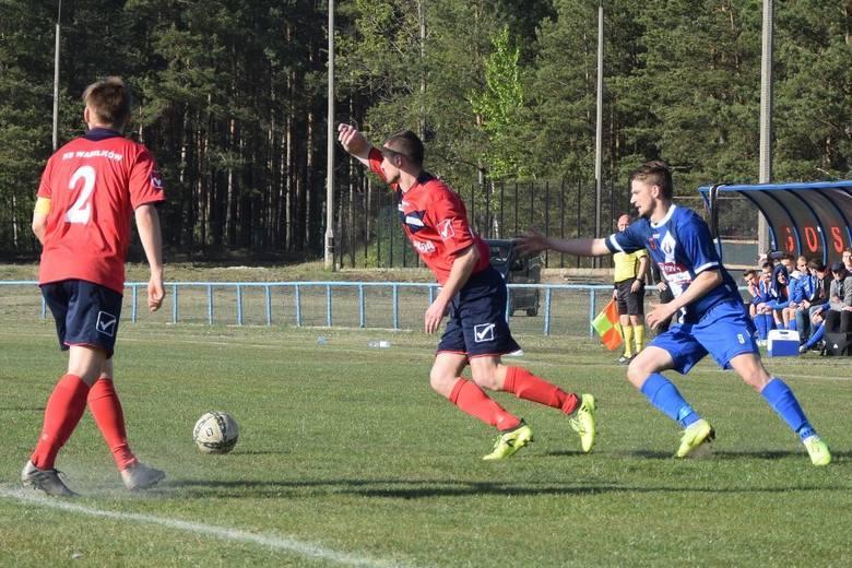 Olimpia Zambrów po zwycięstwie nad KS Wasilków zameldowała się w finale regionalnego Pucharu Polski